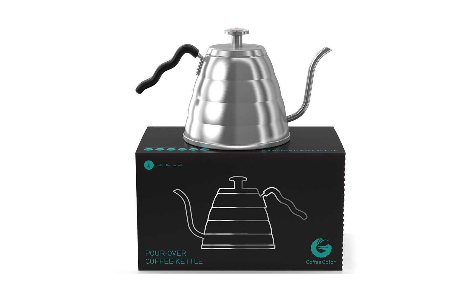 1L Pour Over Coffee Kettle