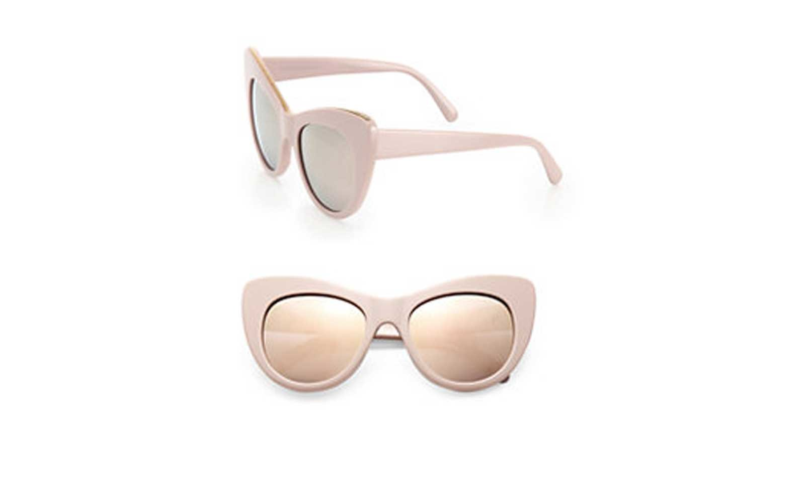 Stella McCartney Chain Insert Sunglasses