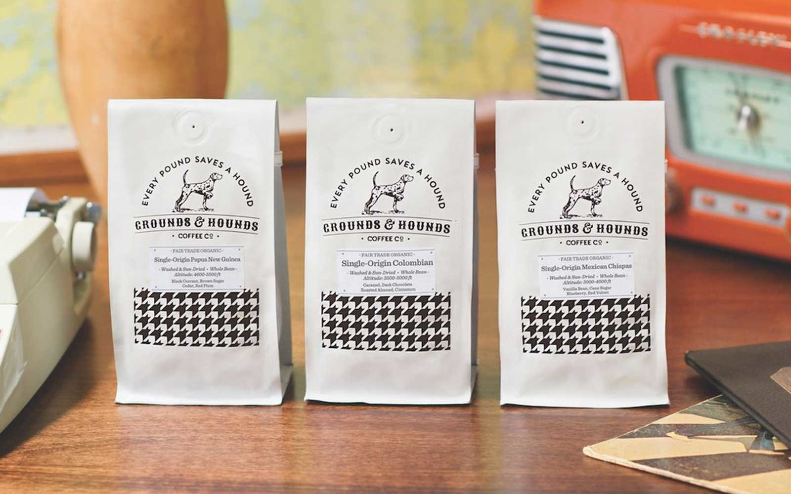 Single Origin Explorer's Kit from Grounds & Hounds