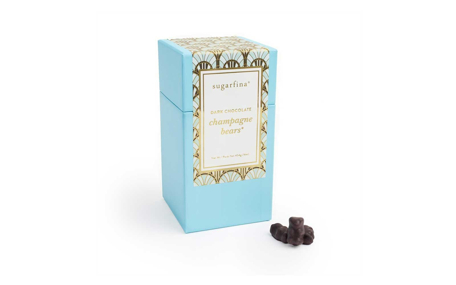 Cocolate Covered Champagne Bears