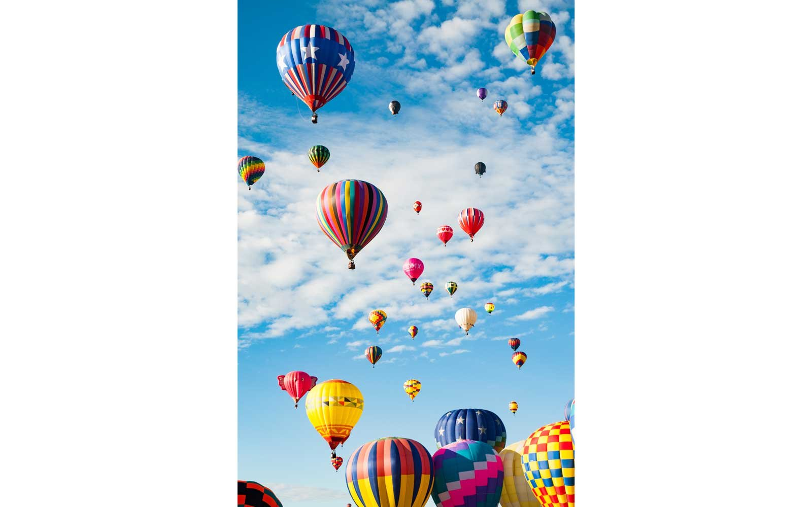 Albuquerque, New Mexico Hot Air Balloons
