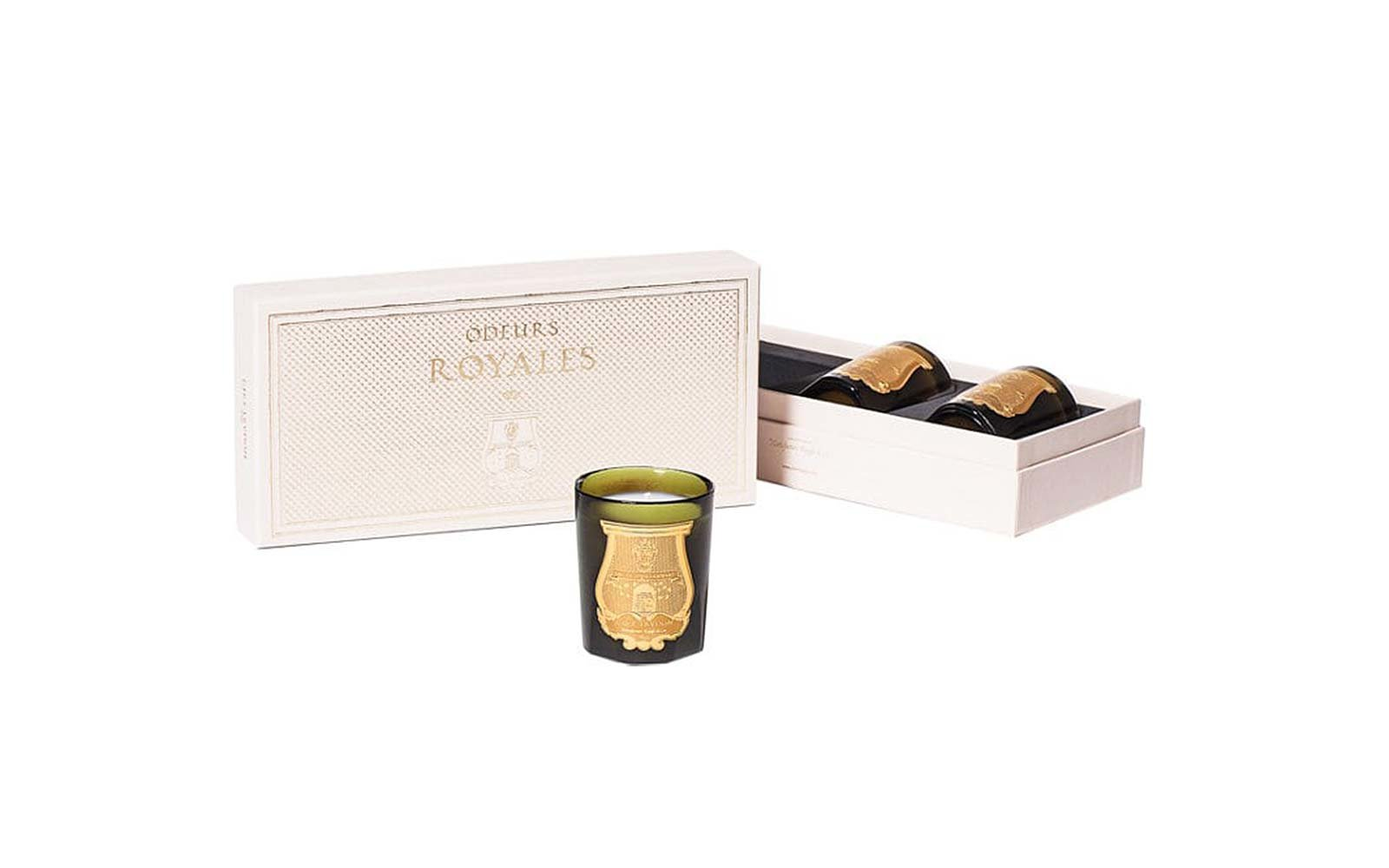 cire trudon travel set candle