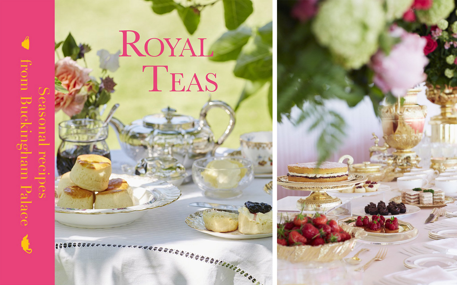 Royal Teas Book