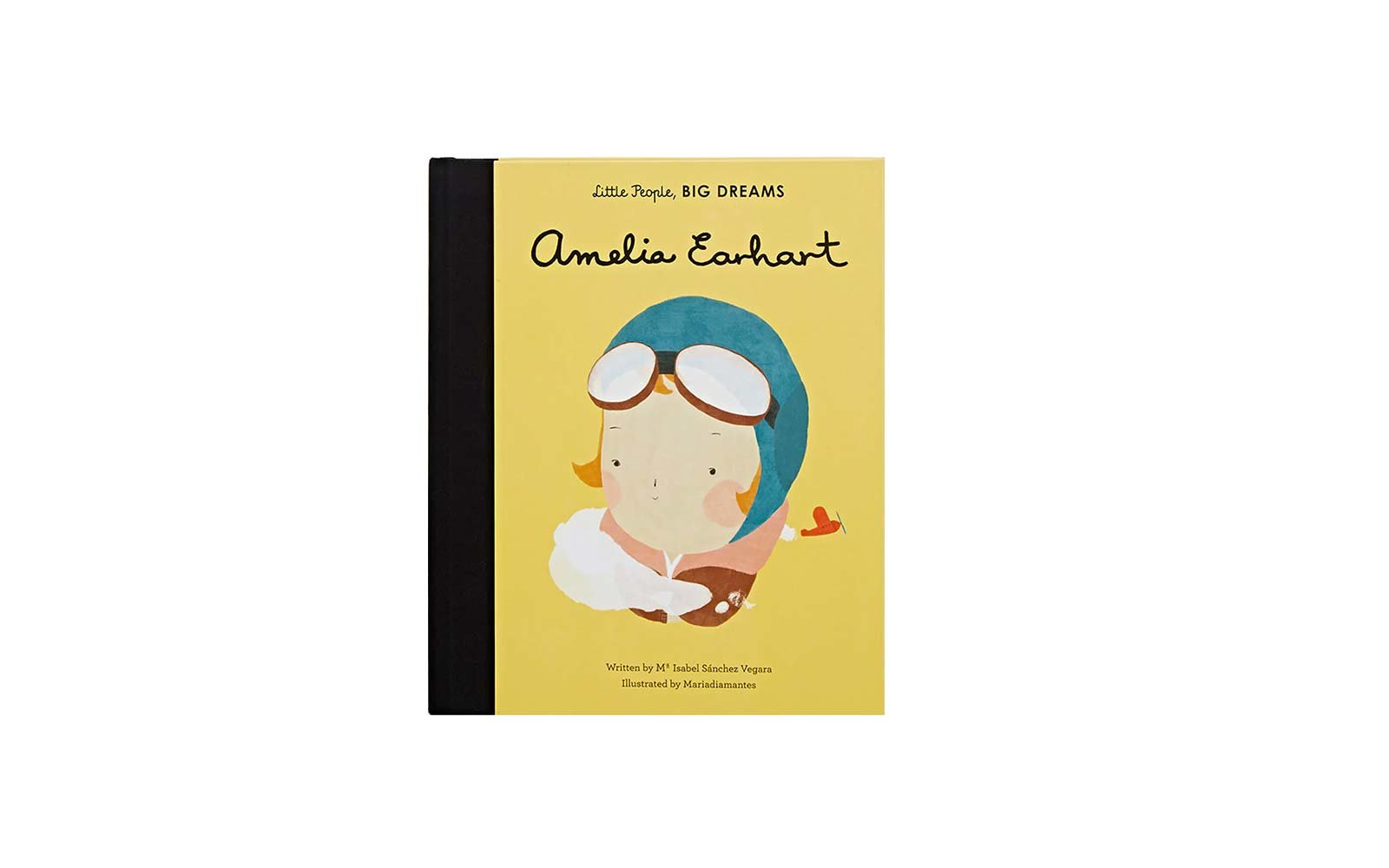 amelia earhart little people big dreams childrens book