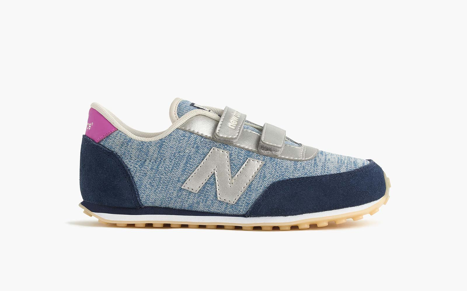 Kids' New Balance for Crewcuts 410 Velcro Sneaker