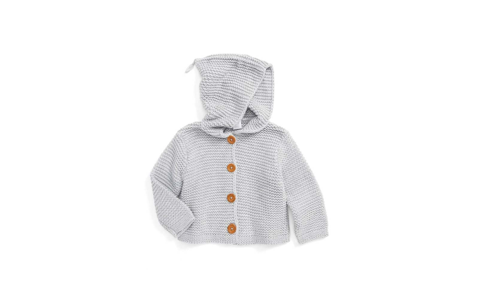 organic cotton hooded cardigan kids sweater nordstrom