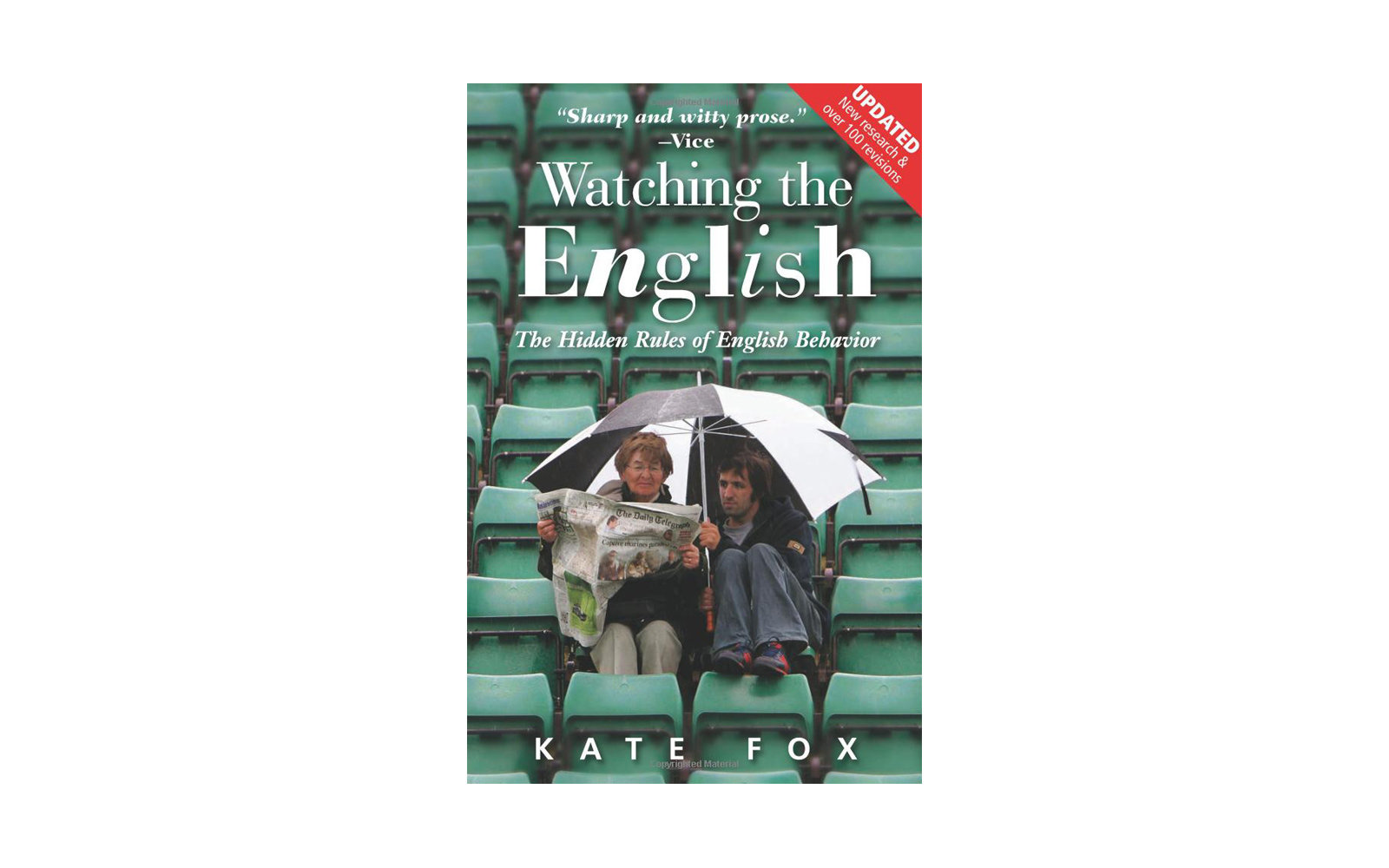 Watching English Hidden Rules English Behavior
