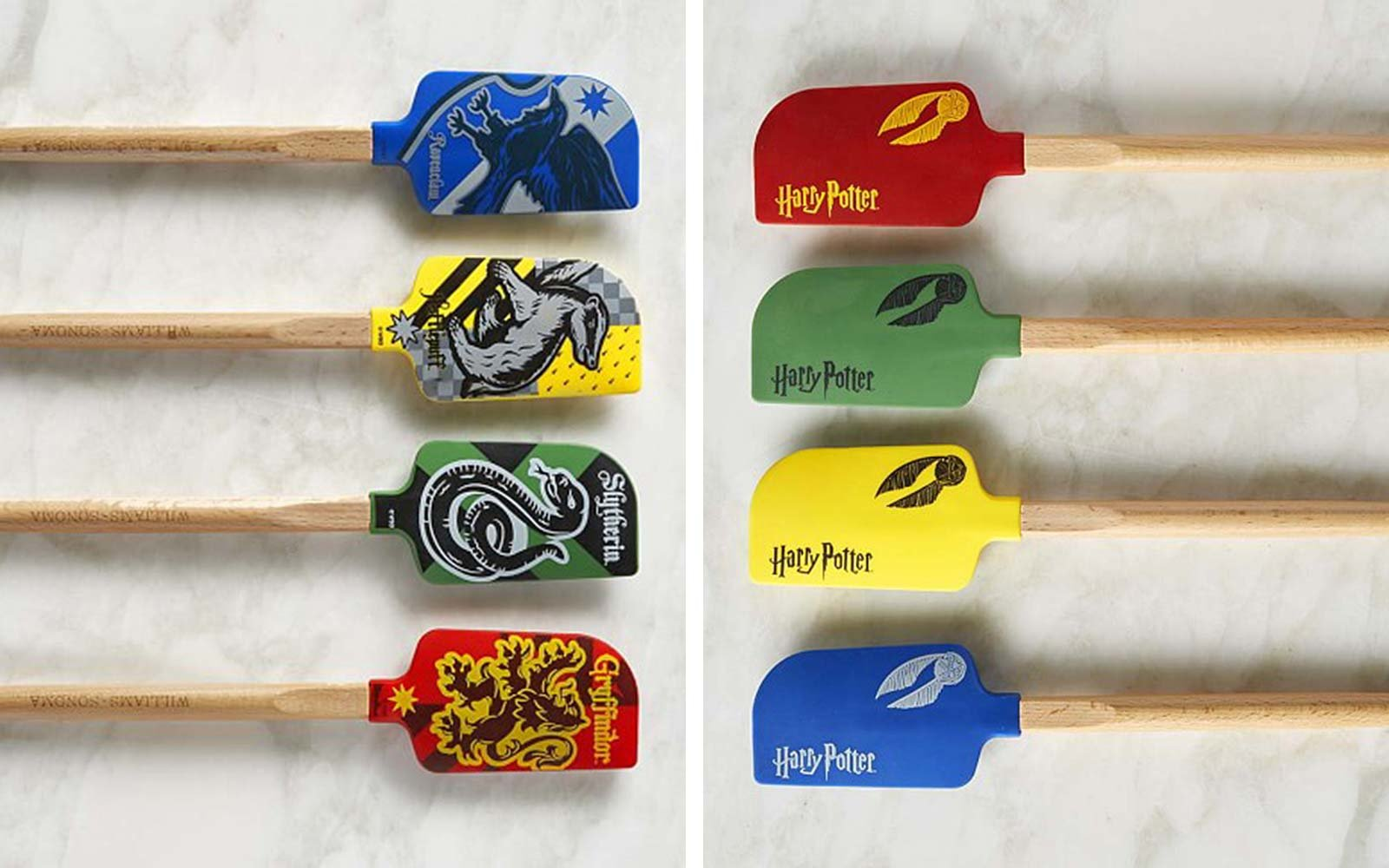 williams sonoma harry potter kitchen utensils spatula