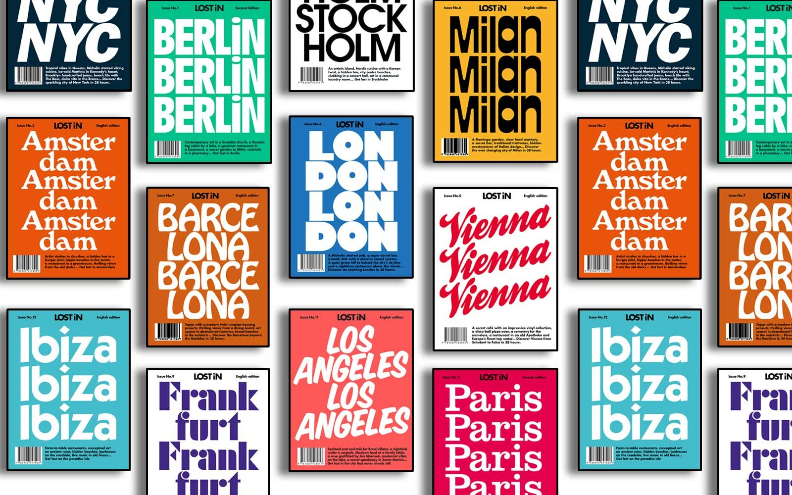 LOST iN City Guides Make it Easy to Travel Like a Local ...