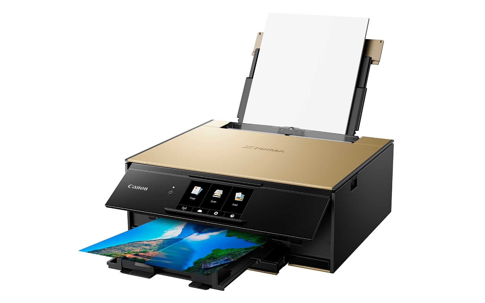 Canon Gold Pixma Photo Printer