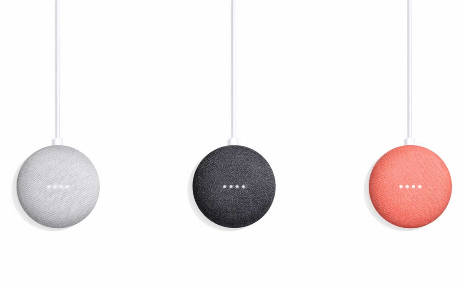 Google Home Mini Smart Device