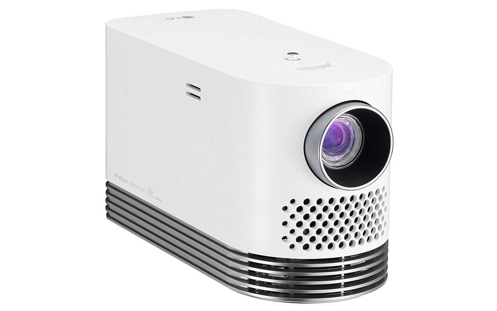 LG ProBeam Laser Smart Home Theater Projector
