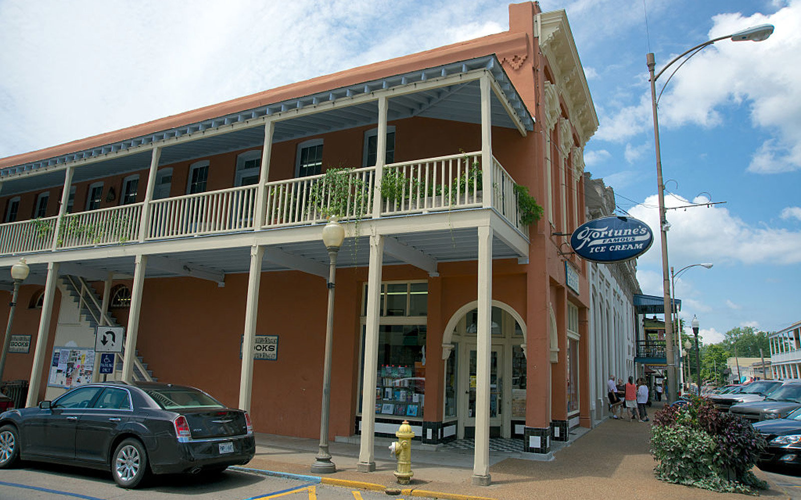 Square Books Bookstore in Oxford Mississippi