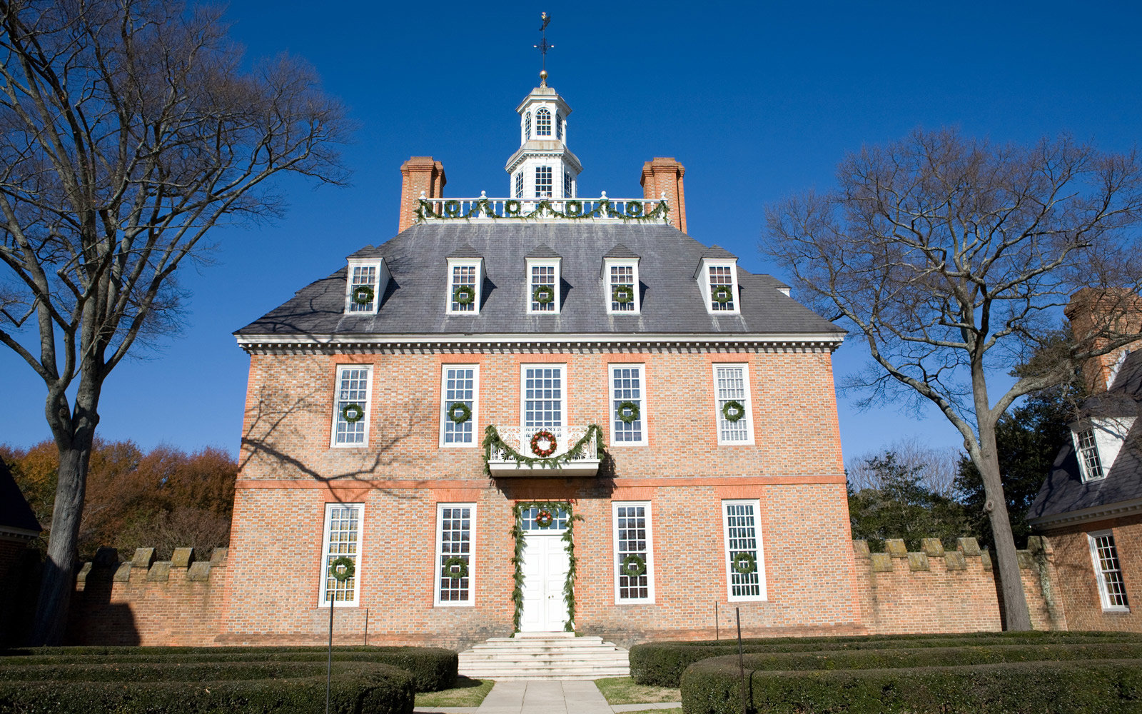 Governor's Palace, Williamsburg, Va