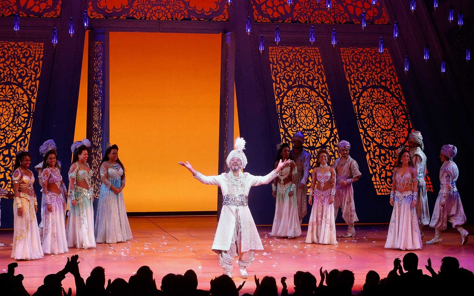 Disney on Broadway Aladdin