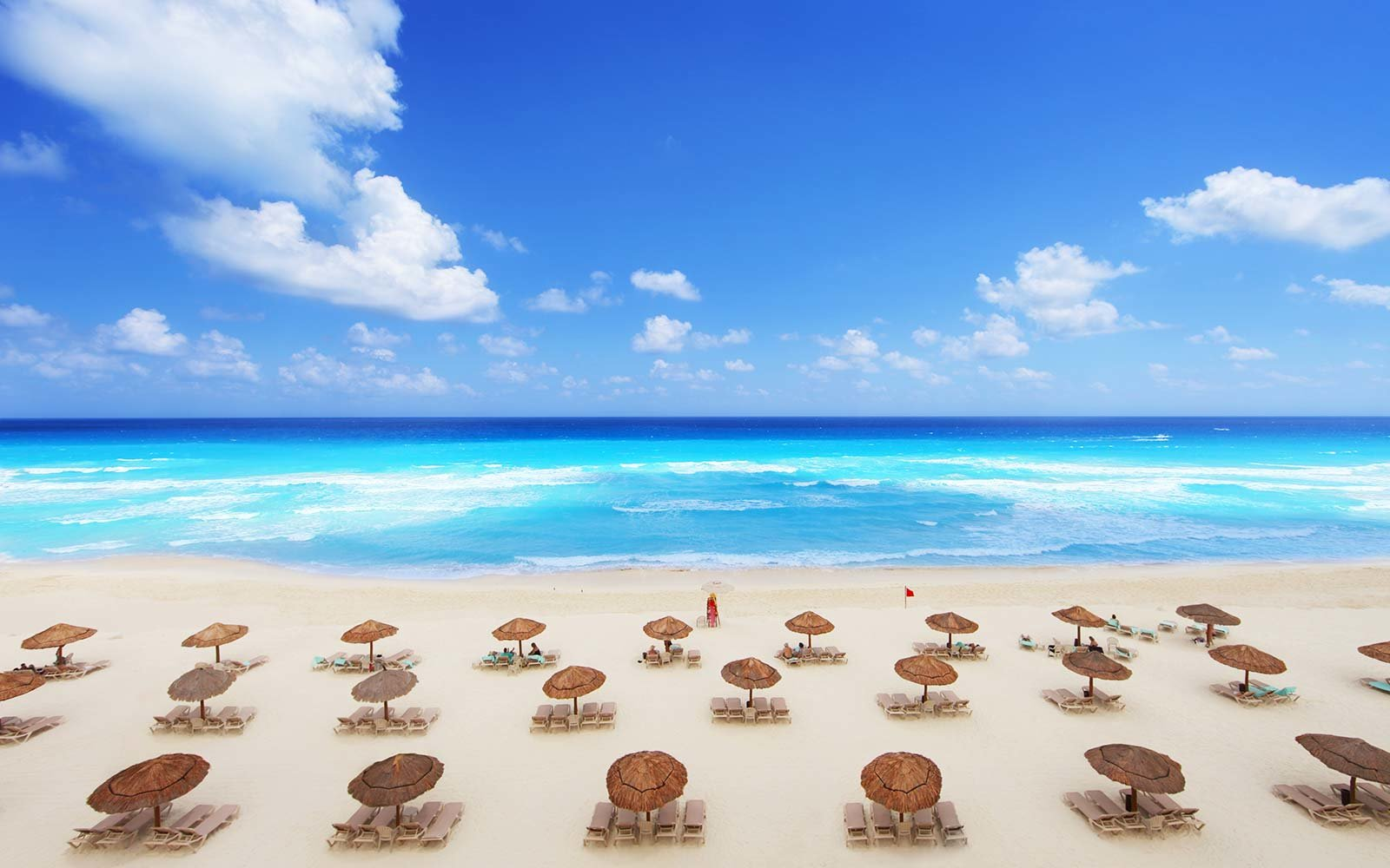 Get Paid to Live at Luxury Resorts in Cancún