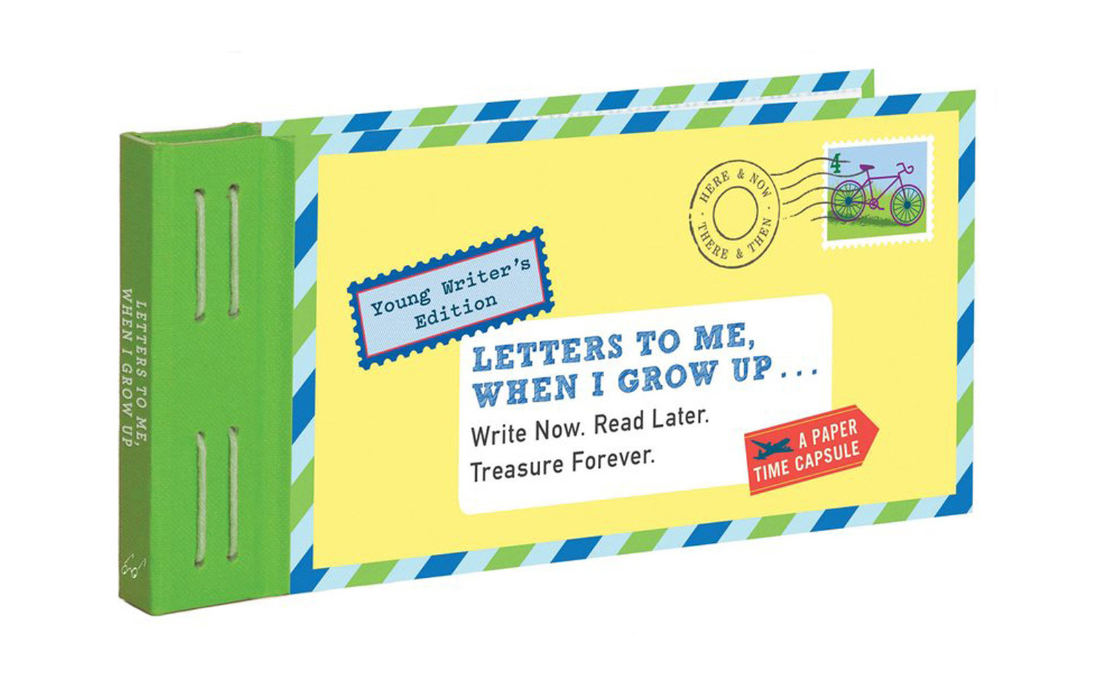 'Letters to Me' book