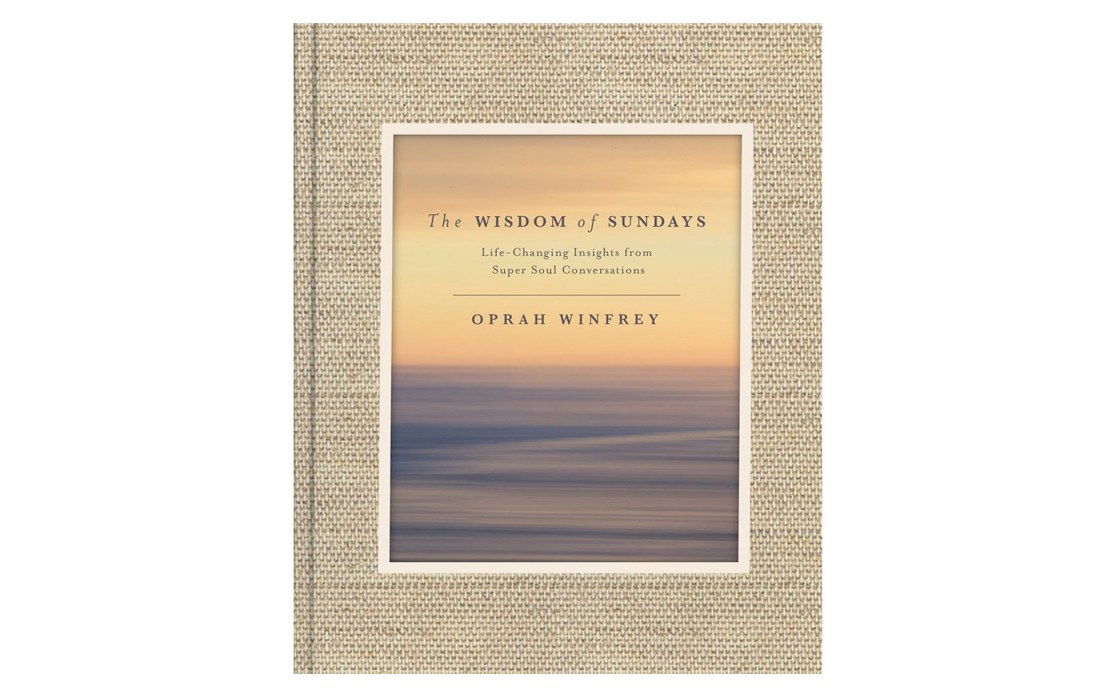 'Wisdom of Sundays' book