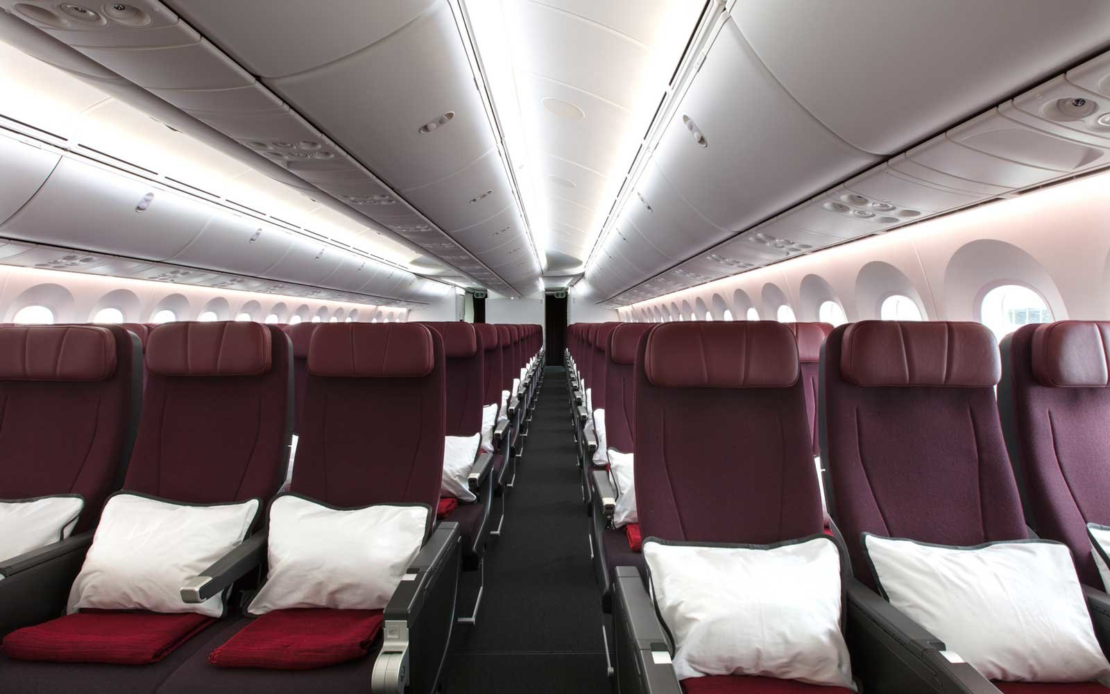 17 Ways Qantas Is Going to Make a 17-hour Flight Comfortable