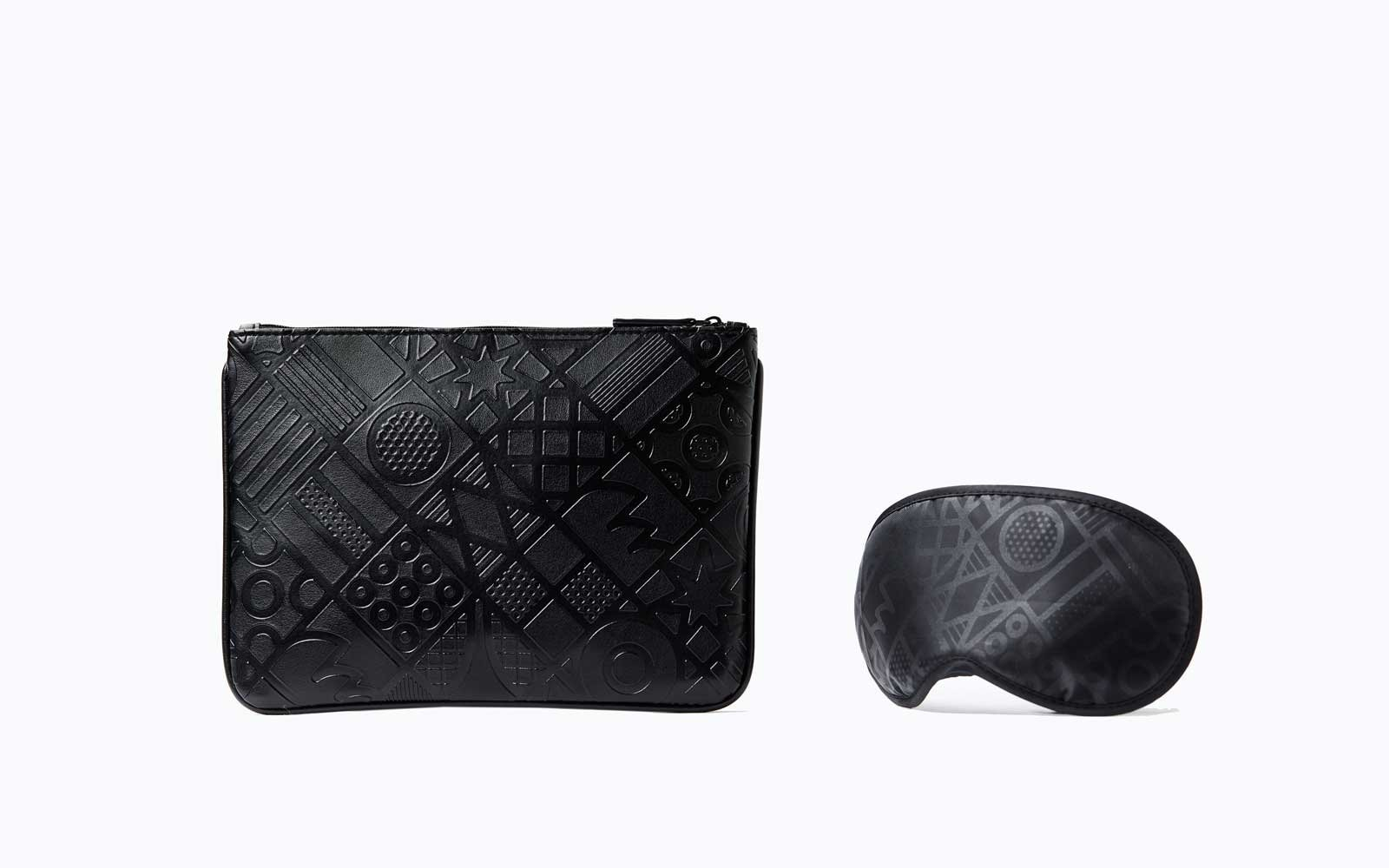 Qantas Oroton and Craig & Karl Limited-Edition Amenity Kit