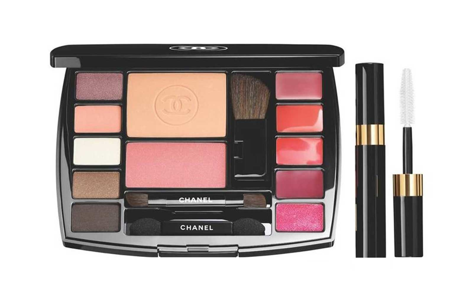 Chanel makeup palette