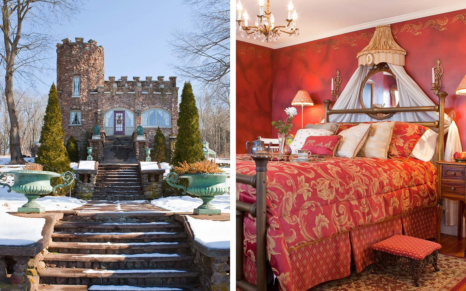 storybook castle rental connecticut