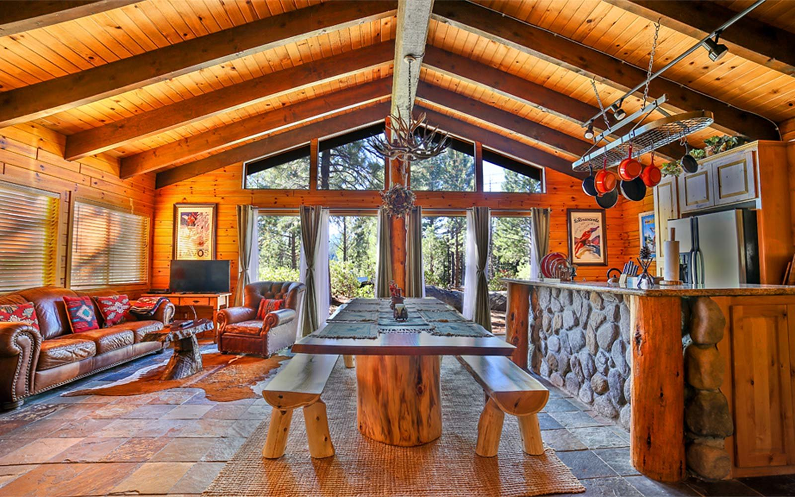 lake tahoe chalet rental california