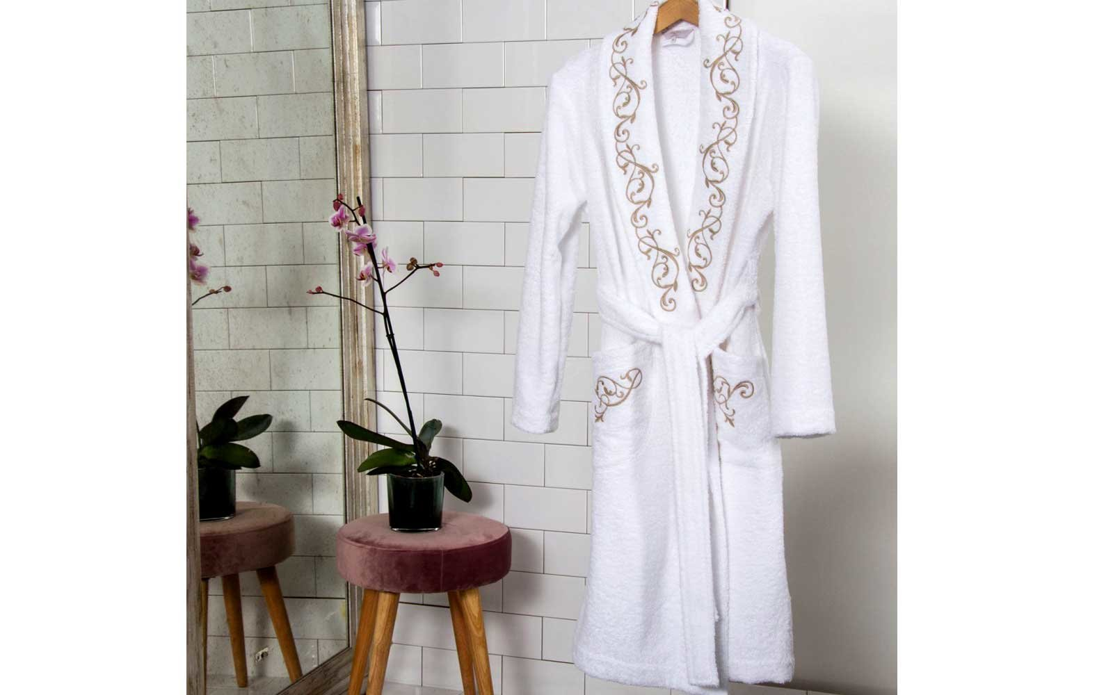 d09286e17b 14 Luxury Hotel-quality Bathrobes You Can Buy Online
