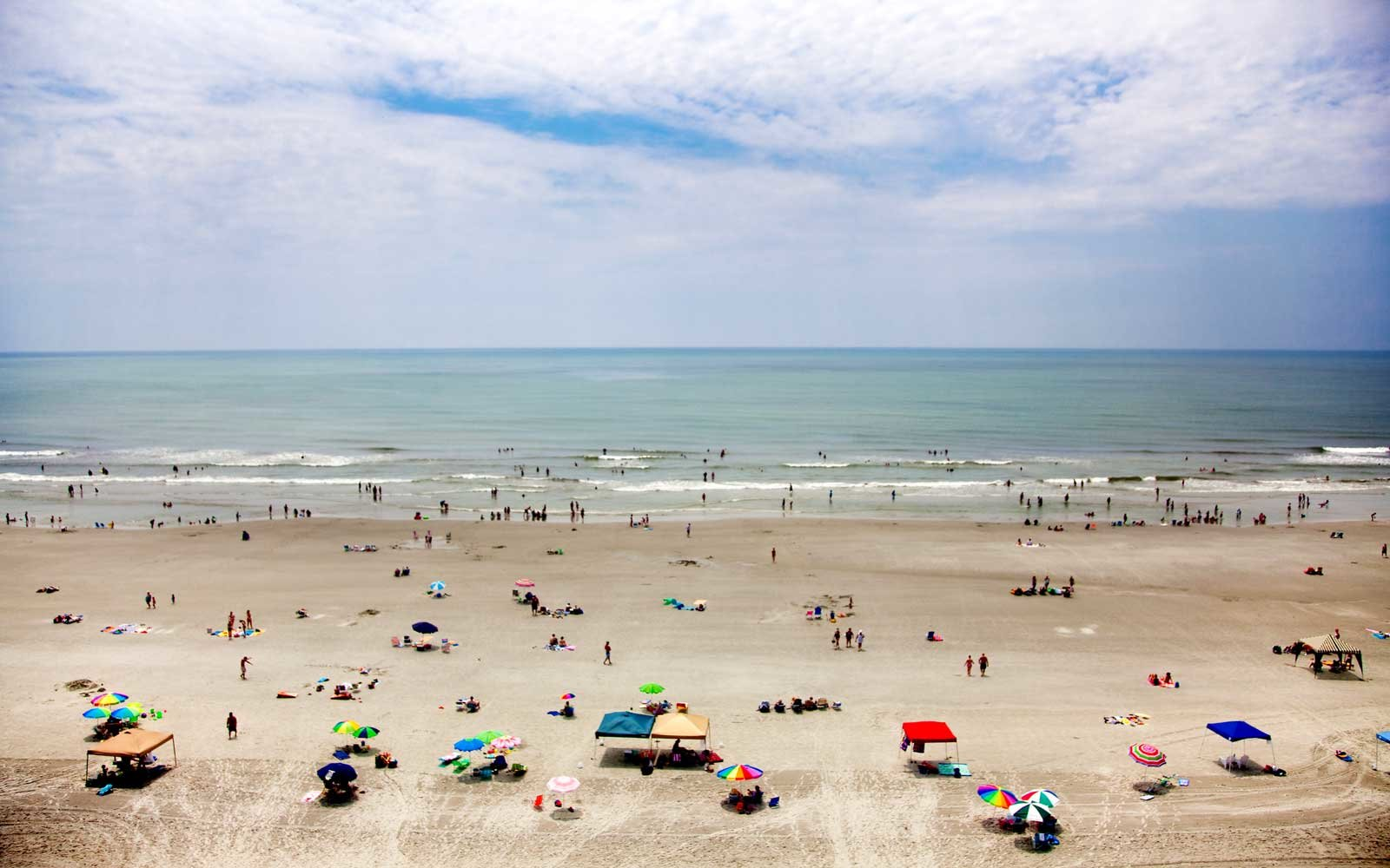 Cherry grove beach, North Myrtle Beach, SC