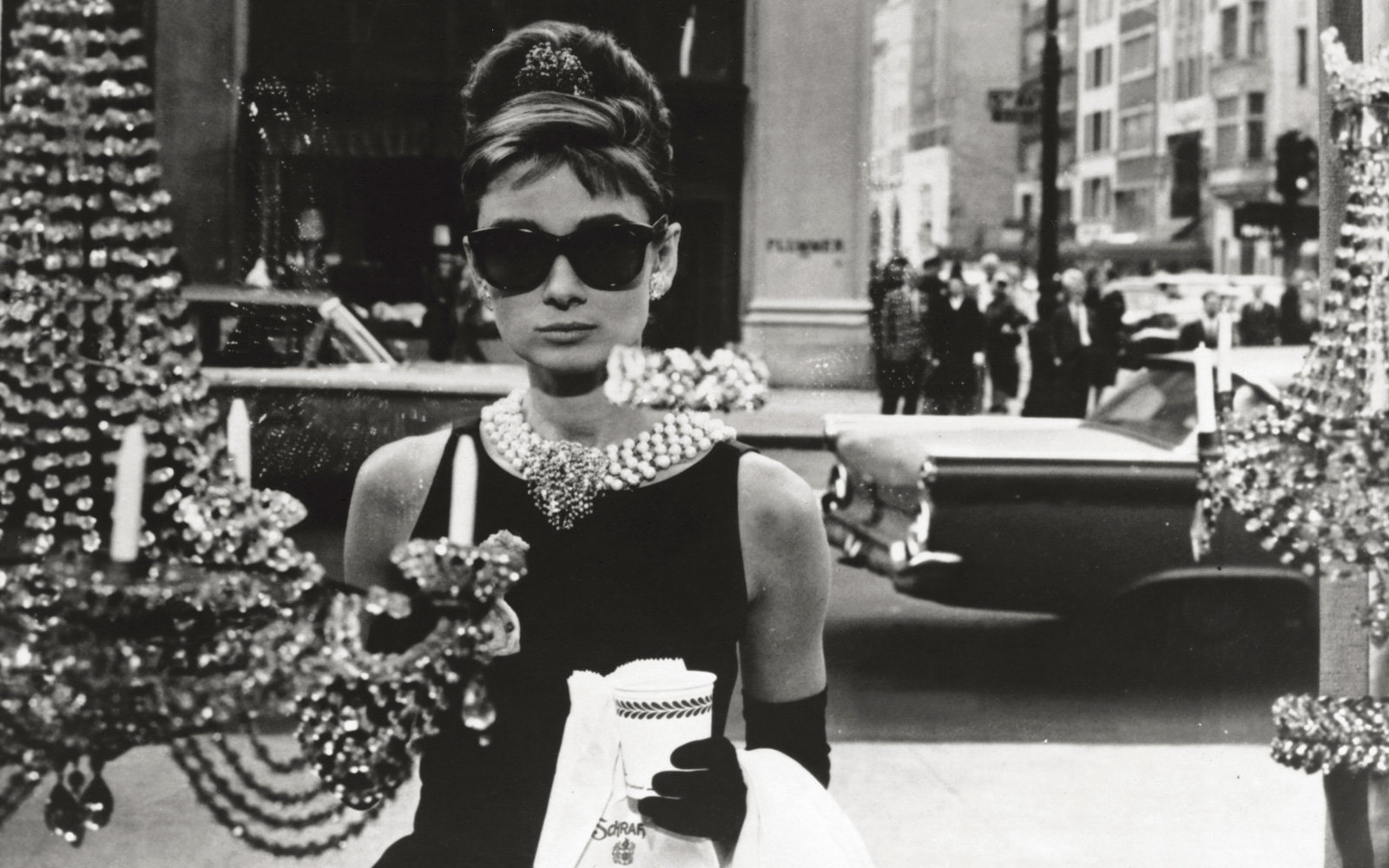 Now you can actually eat breakfast at Tiffany's.