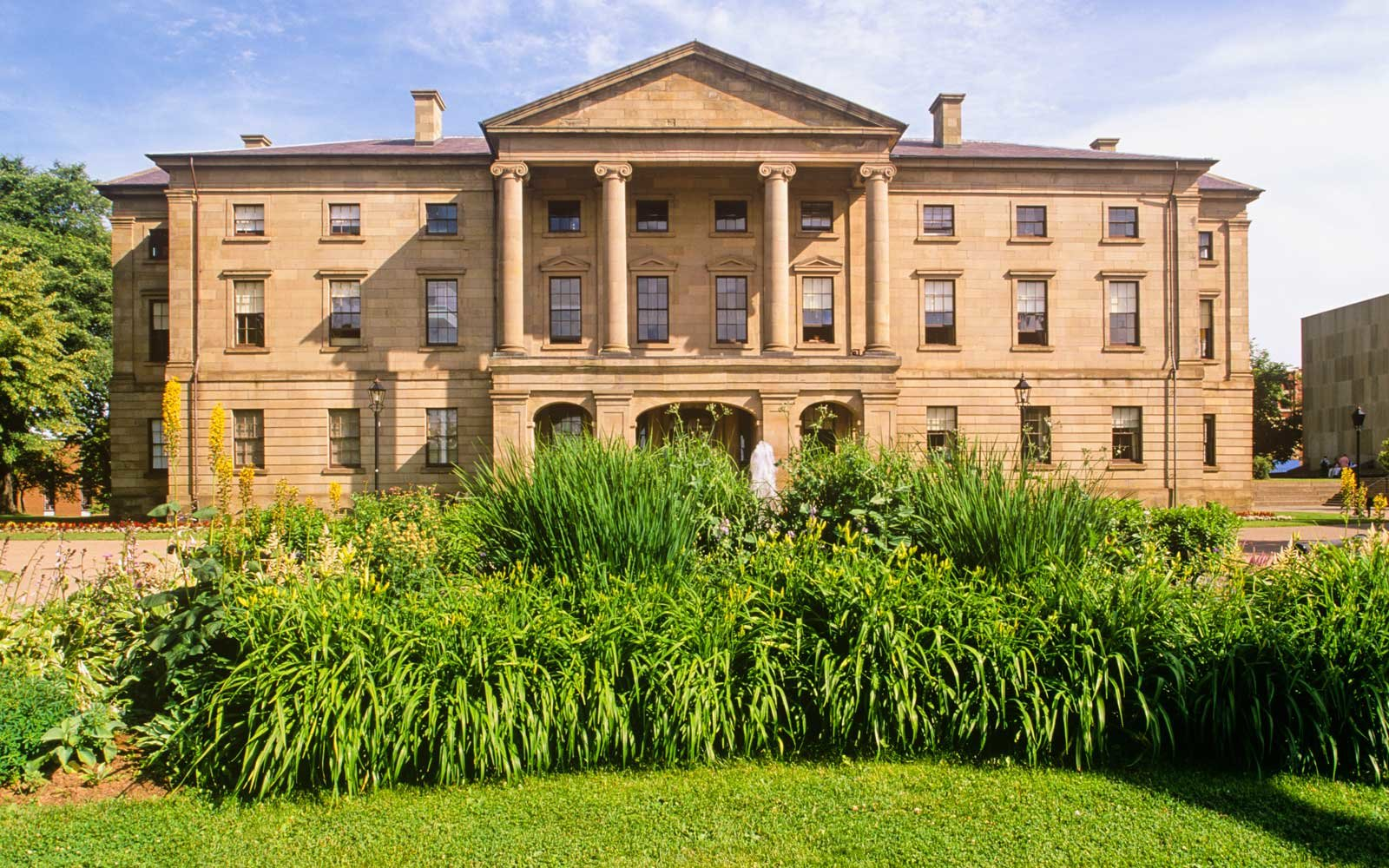 Province House National Historic Site, Charlottetown, Prince Edward Island, Canada