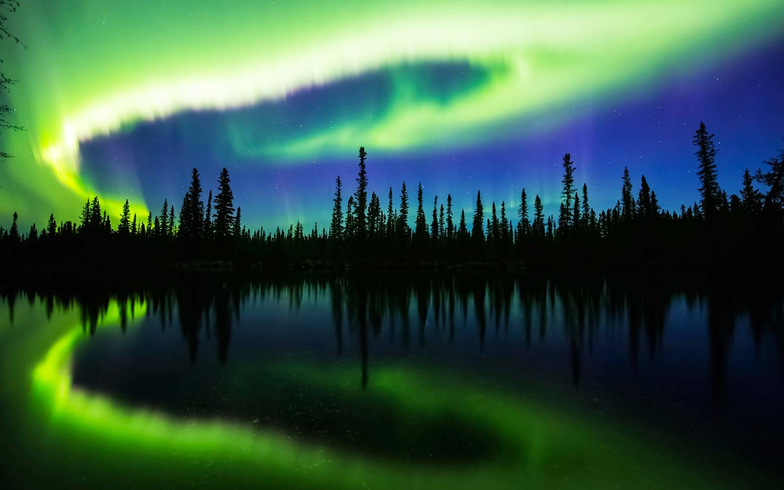 Look Up Tonight for a Chance to See the Northern Lights Over the U.S.