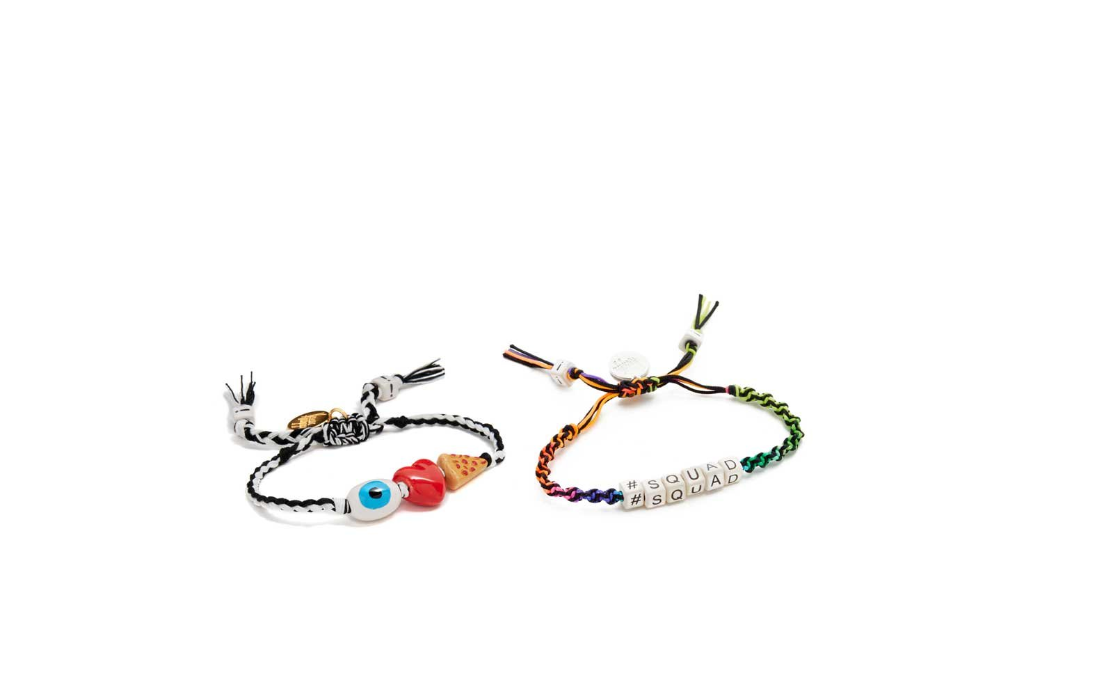 Venessa Arizaga Friendship Bracelets