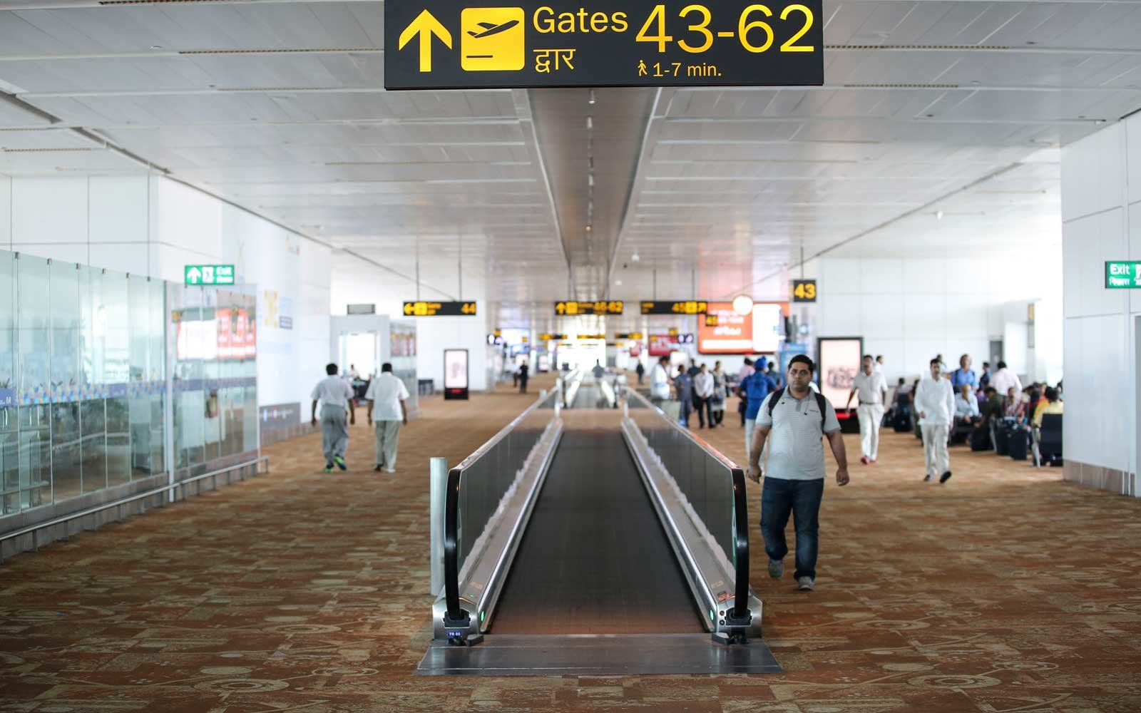 Why Airports Have Carpet Travel Leisure