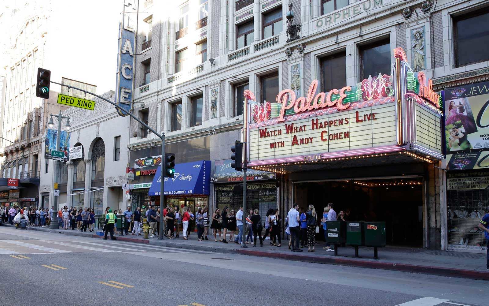 Broadway Historic Theatre Downtown Los Angeles