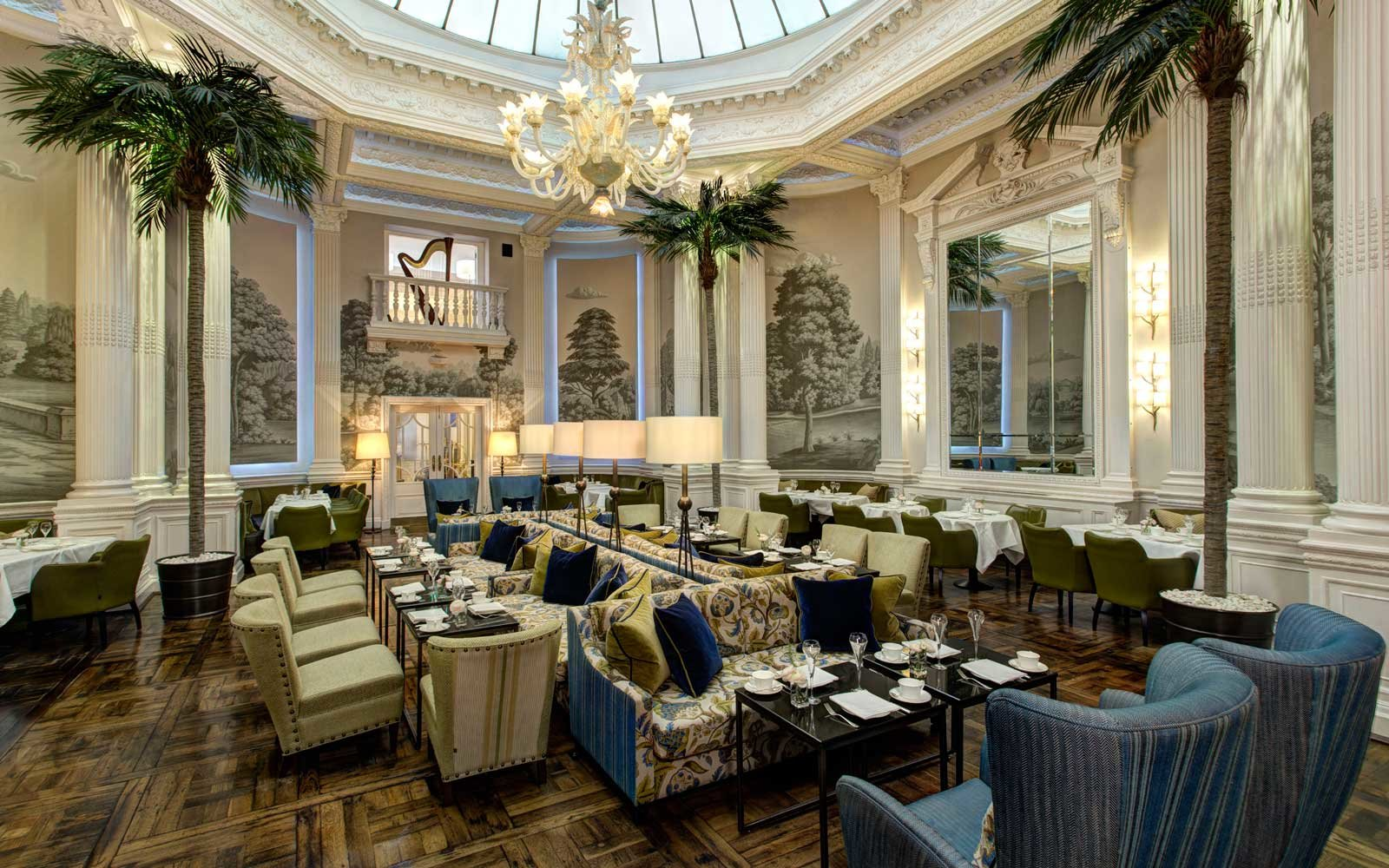The Balmoral in Edinburgh The Palm Travel