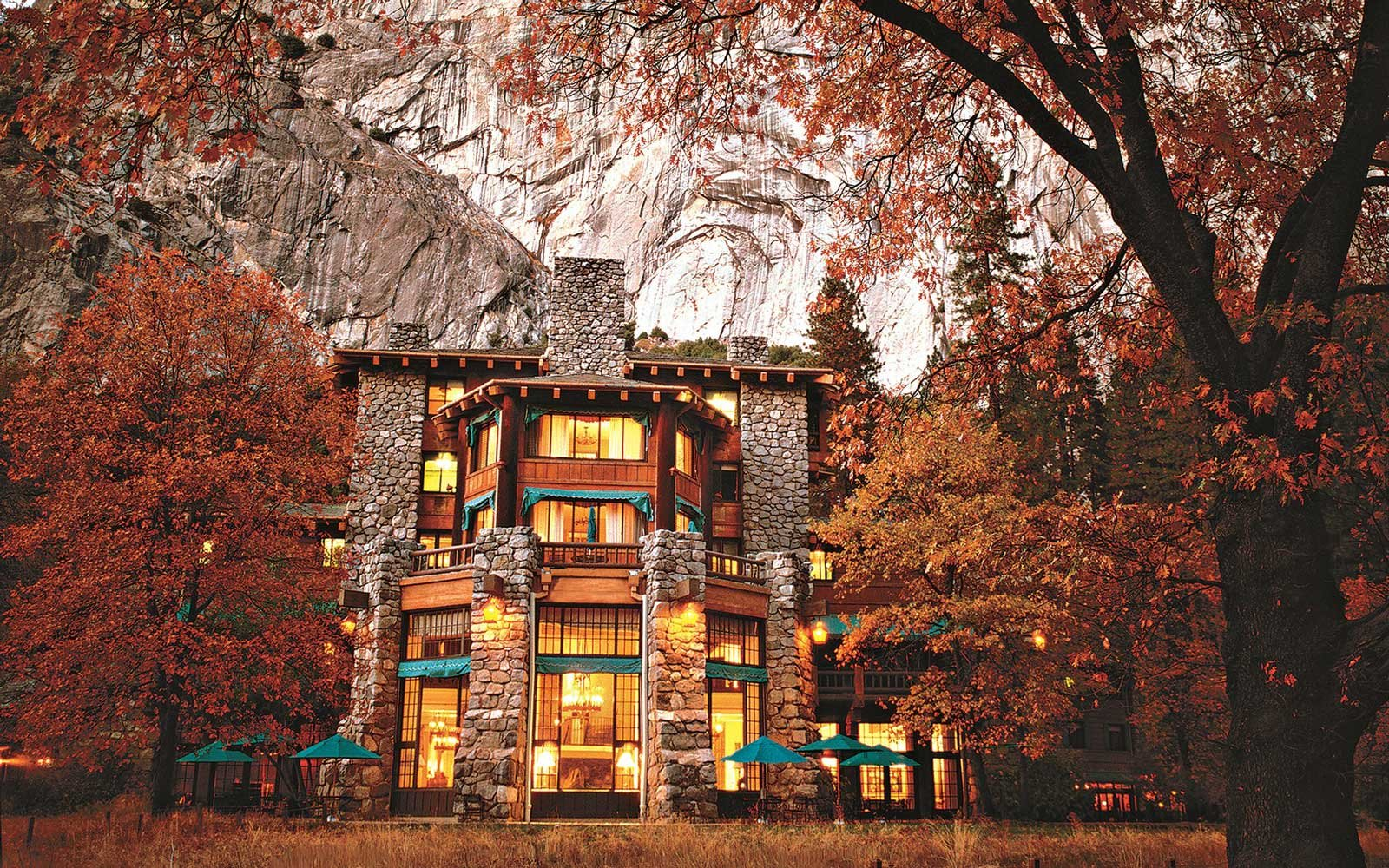 The Majestic Yosemite Hotel — Yosemite National Park, California