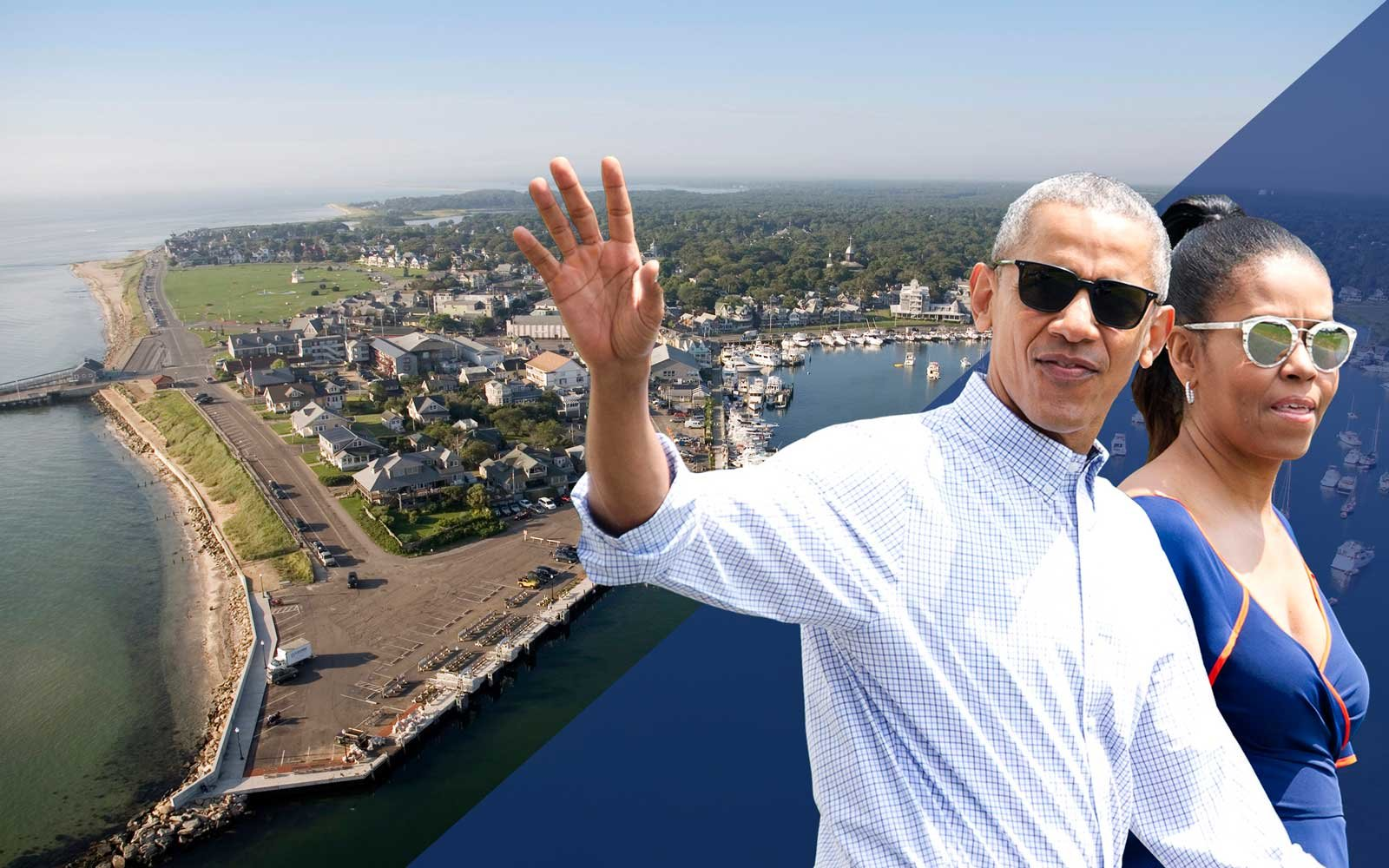 Barack and Michelle Obama Selling Marthas Vineyard House