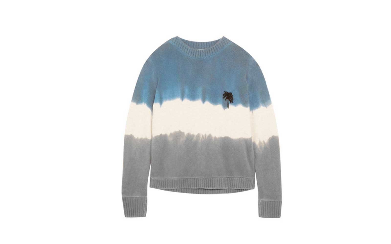LA The Elder Statesman Sweater