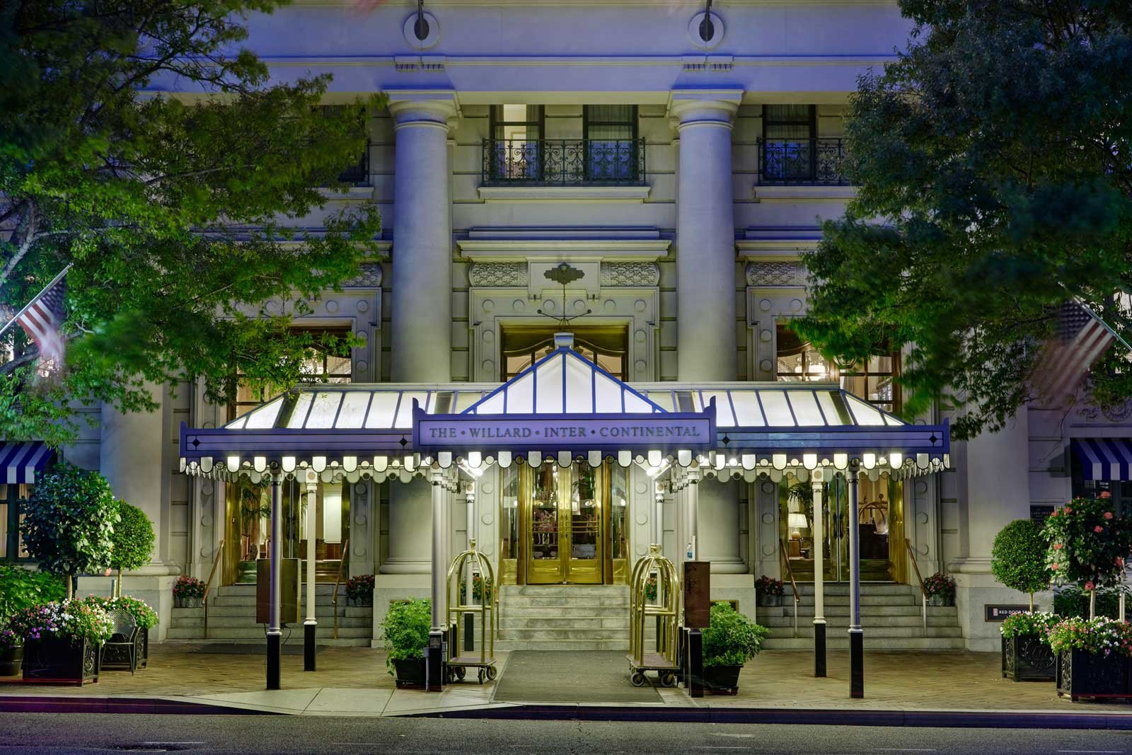 The Willard InterContinental — Washington, D.C.