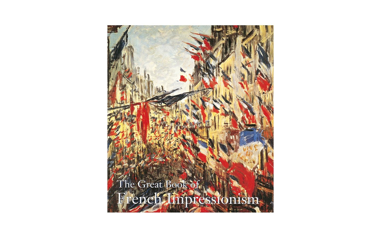 Barnes and Noble The Great Book of French Impressionism