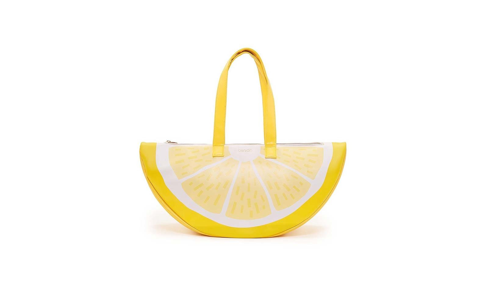 ban.do womens lemon cooler bag