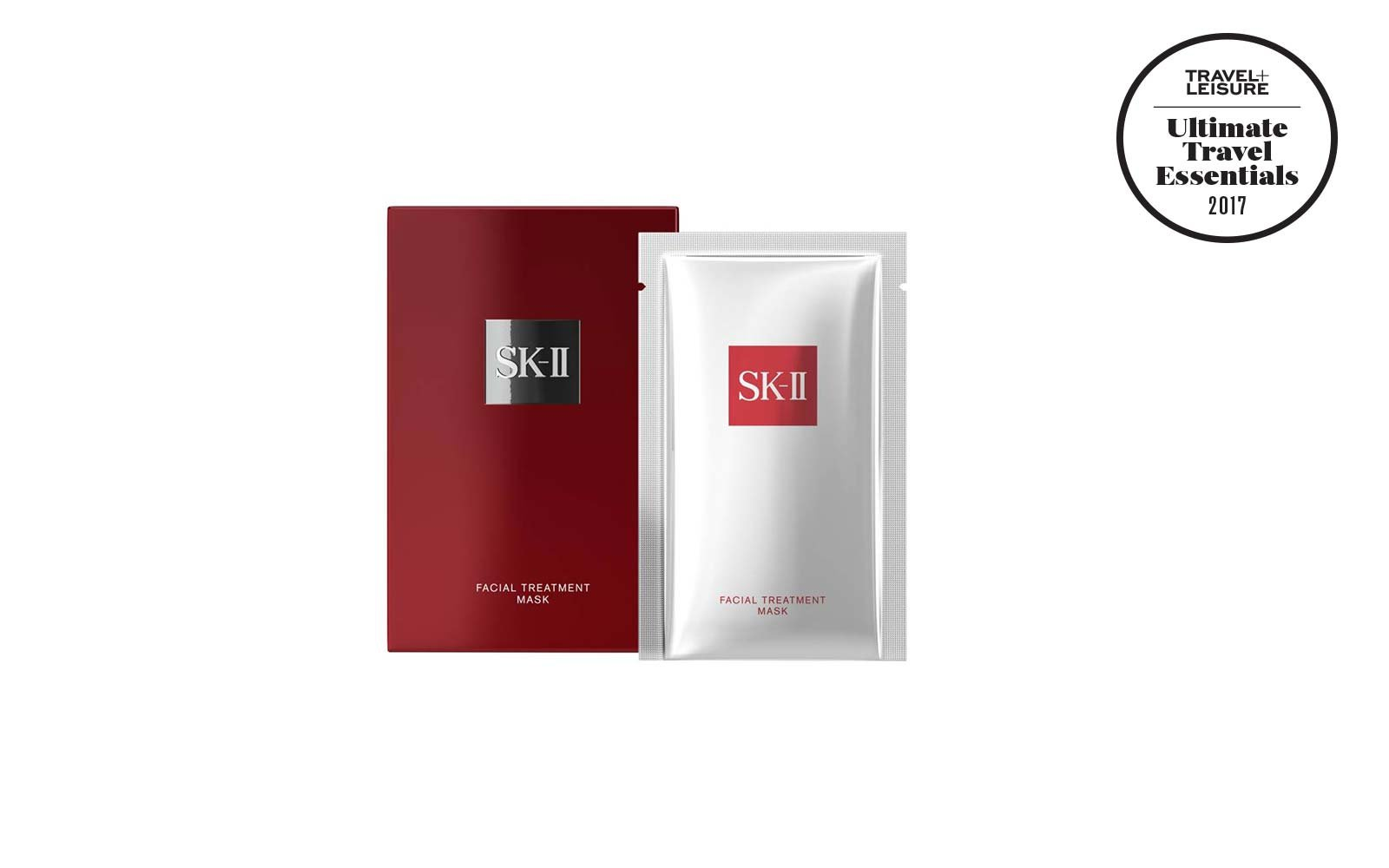 SK II facial treatment mask