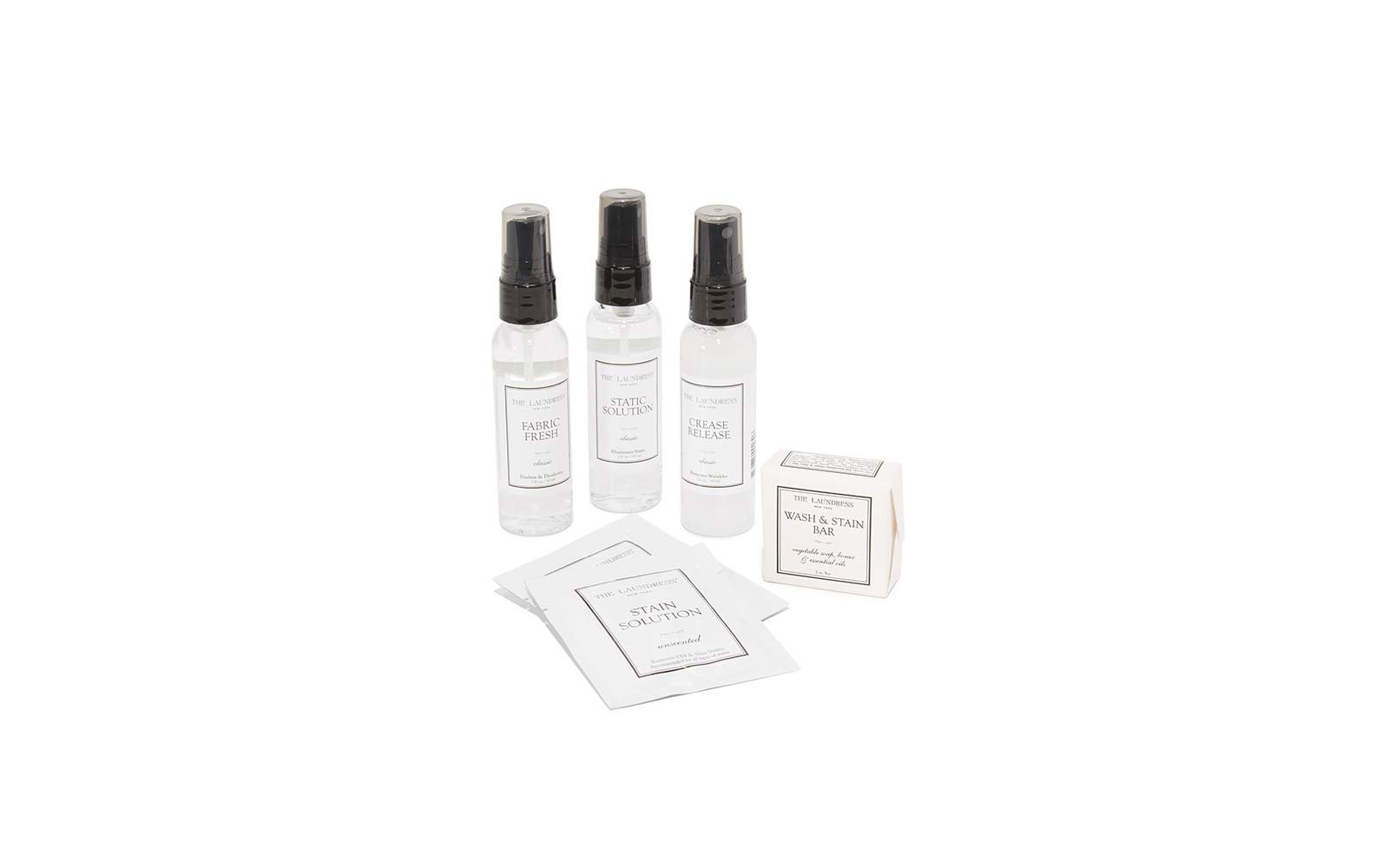 The Laundress on the spot kit