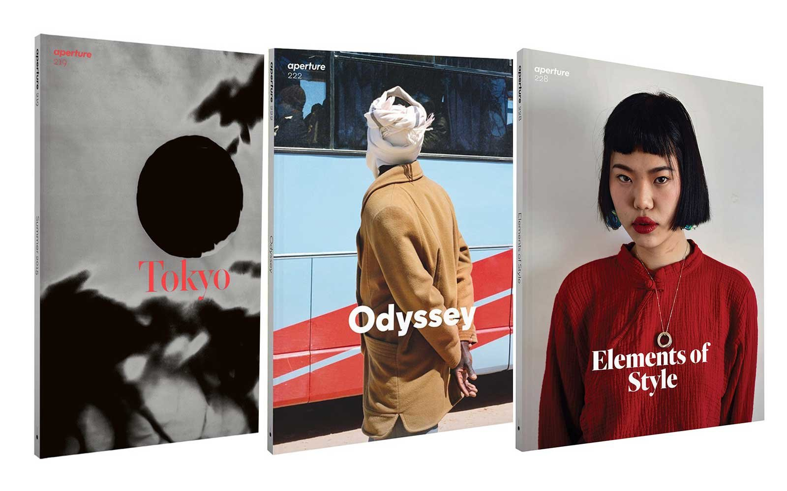Subscription to Aperture Magazine