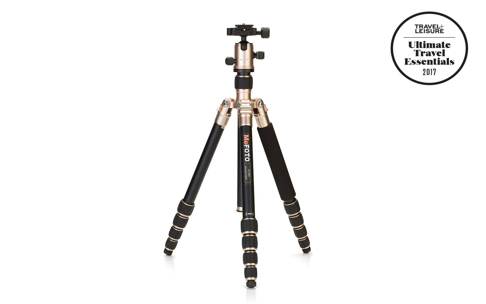 MeFOTO Classic Aluminum Roadtrip Travel Tripod