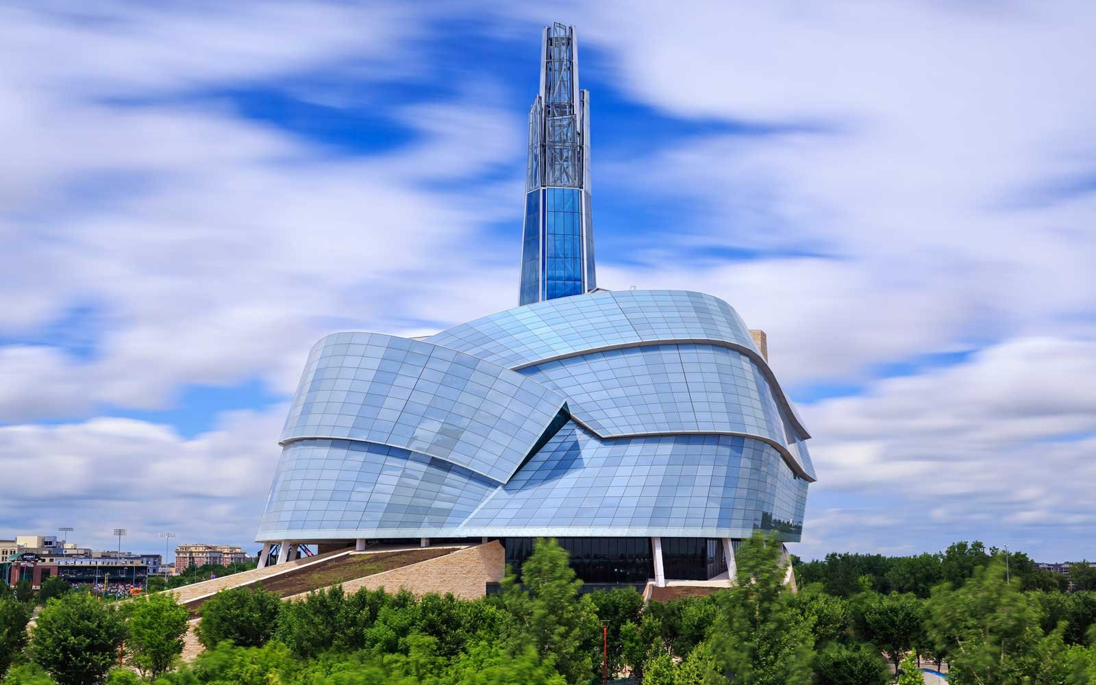 Canadian Museum for Human Rights, in Winnipeg