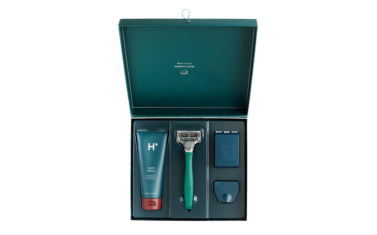 Harry's Rubber Shave Set