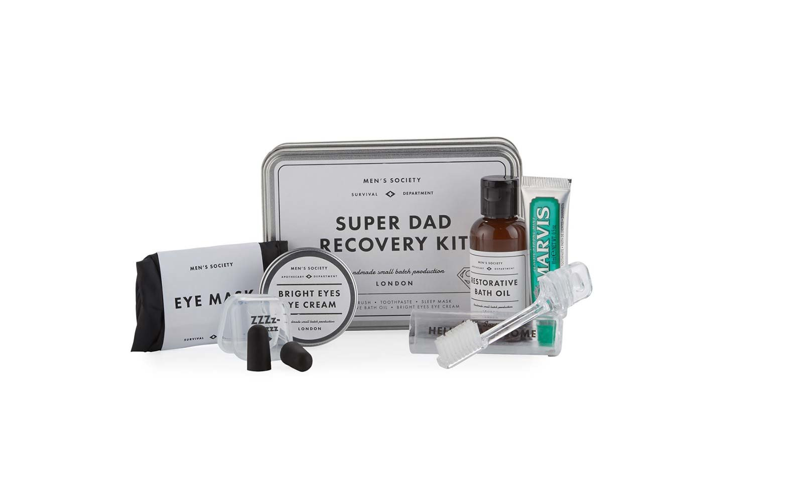 Mens Society Recovery Kit