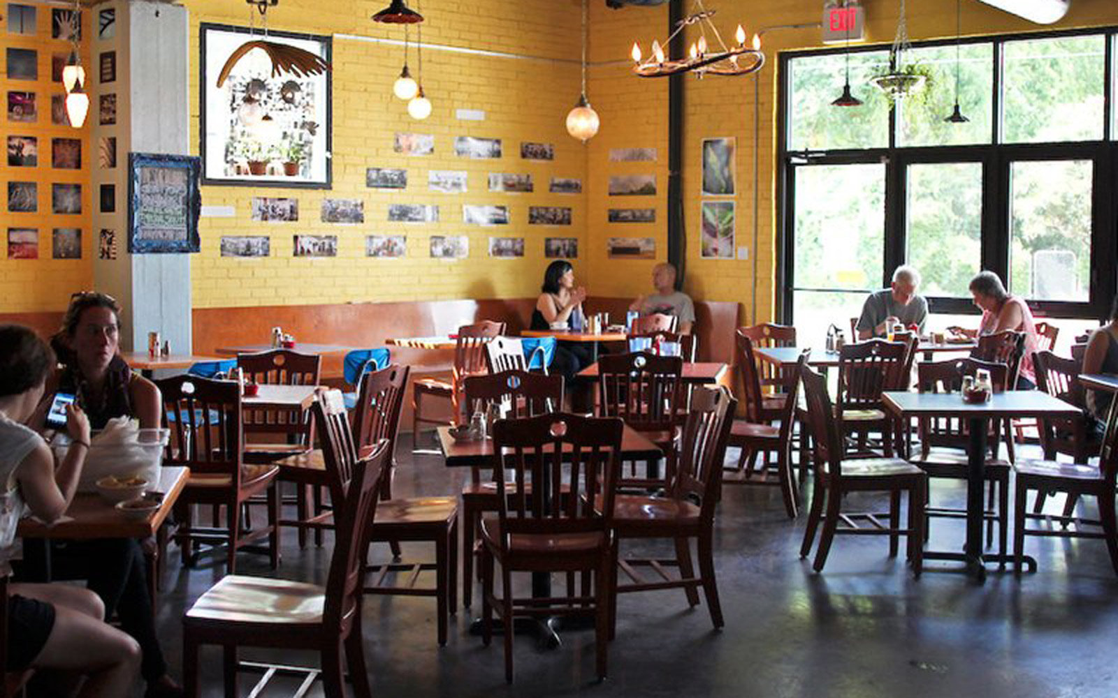 Texas: Bouldin Creek Cafe